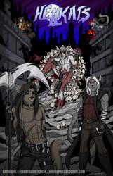 Hellkats poster/cover