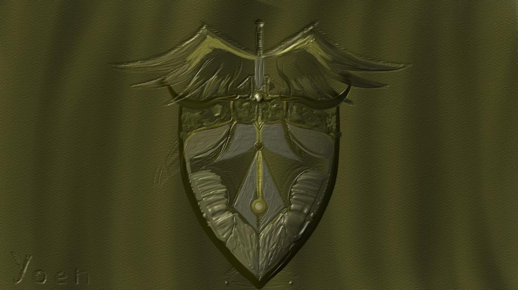 Escudo Yoen Emblema