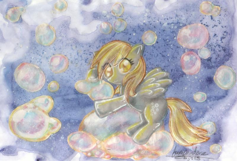 Bubble Huggles