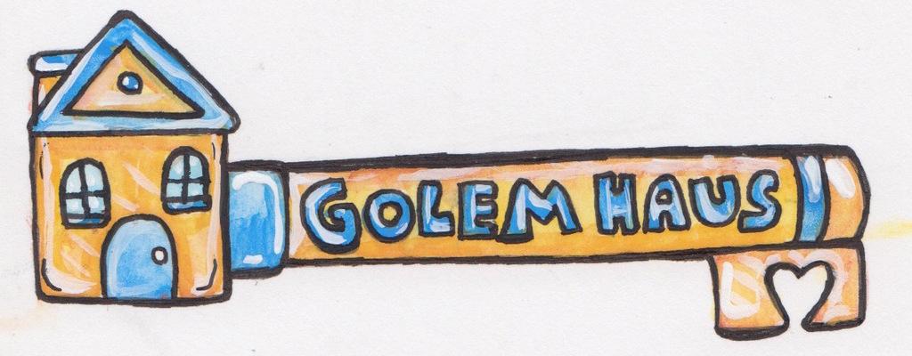 Golem Haus Logo