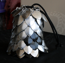 Scalemaille Dice Bag