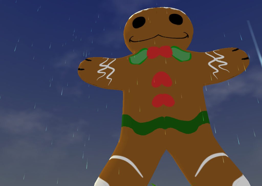 Gingybread man!