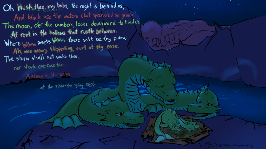 Featured image: Hydra Lullaby