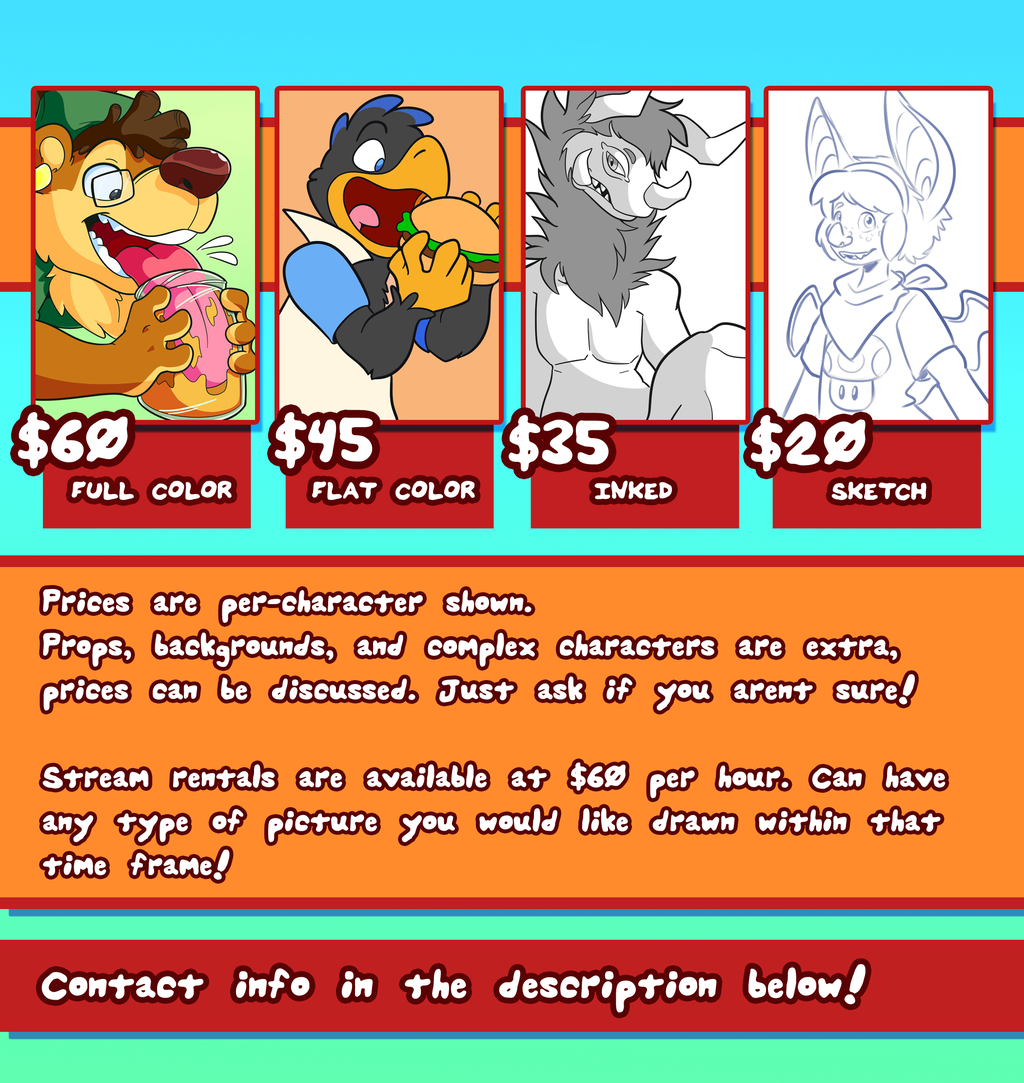 May 2016 Commissions -- Update