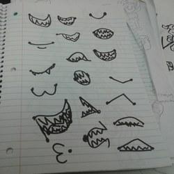 Dot mouths babey