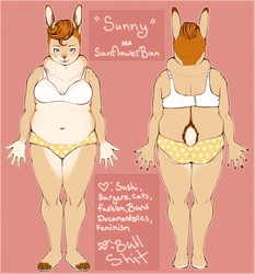 Sunny Clothed Ref
