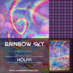 Rainbow Sky by Holivi