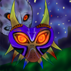 Request:Majoras mask :old: