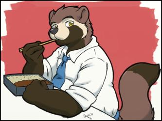 Business Tanuki
