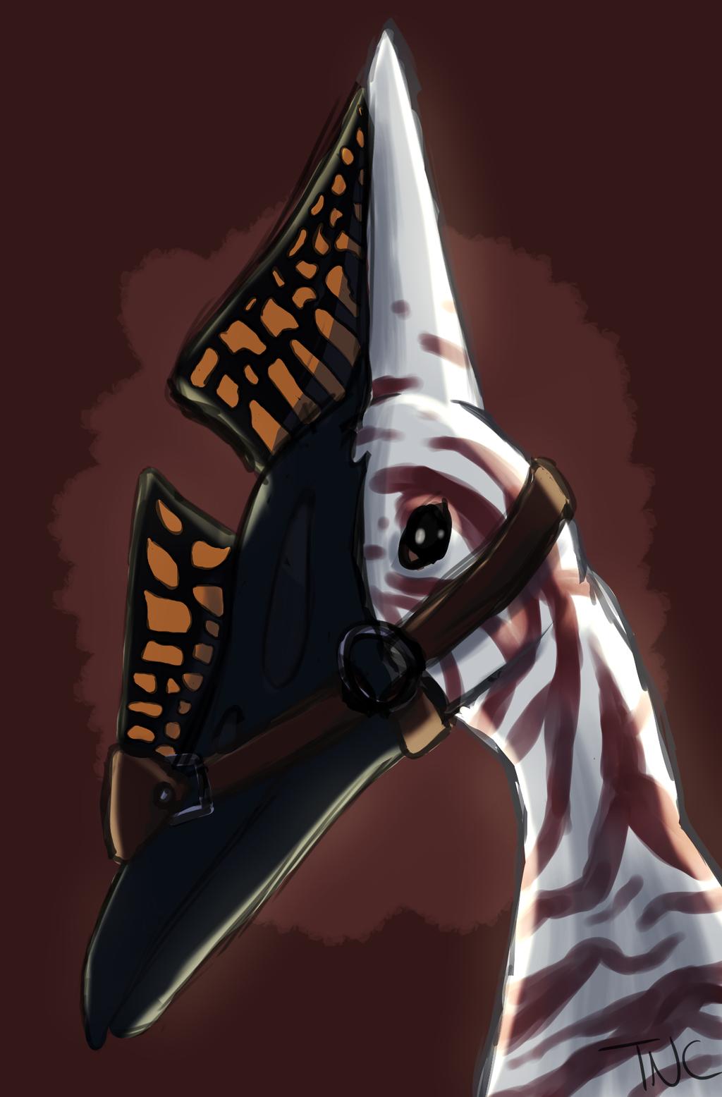 ARK Survival Pteranodon