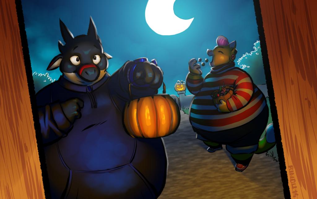 BIG Halloween