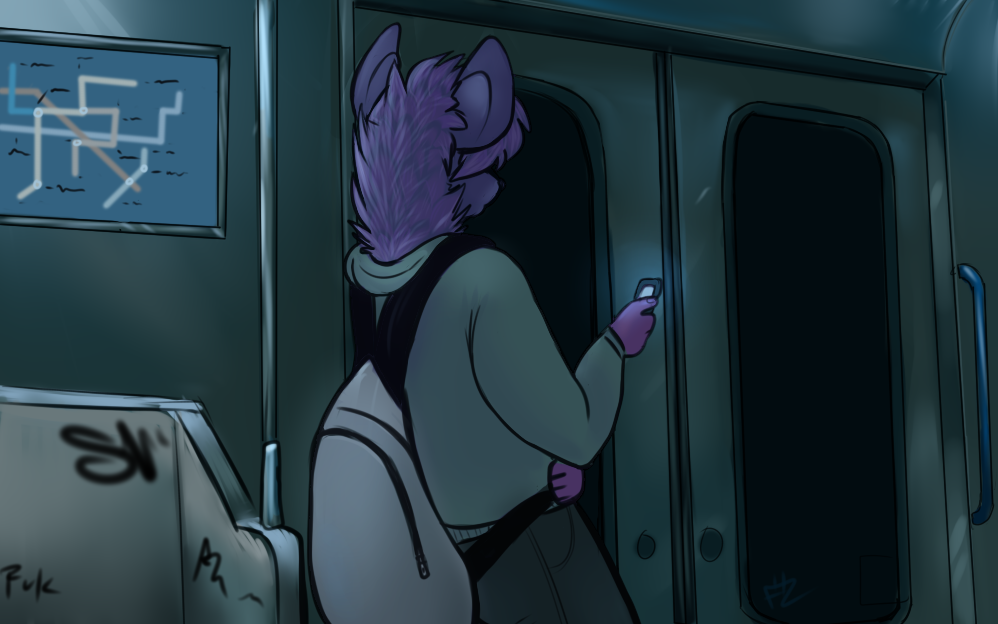 Most recent image: 44201629 Late ride home
