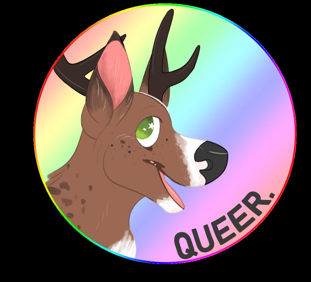 queer as a deer