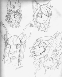 Traditional Doodles