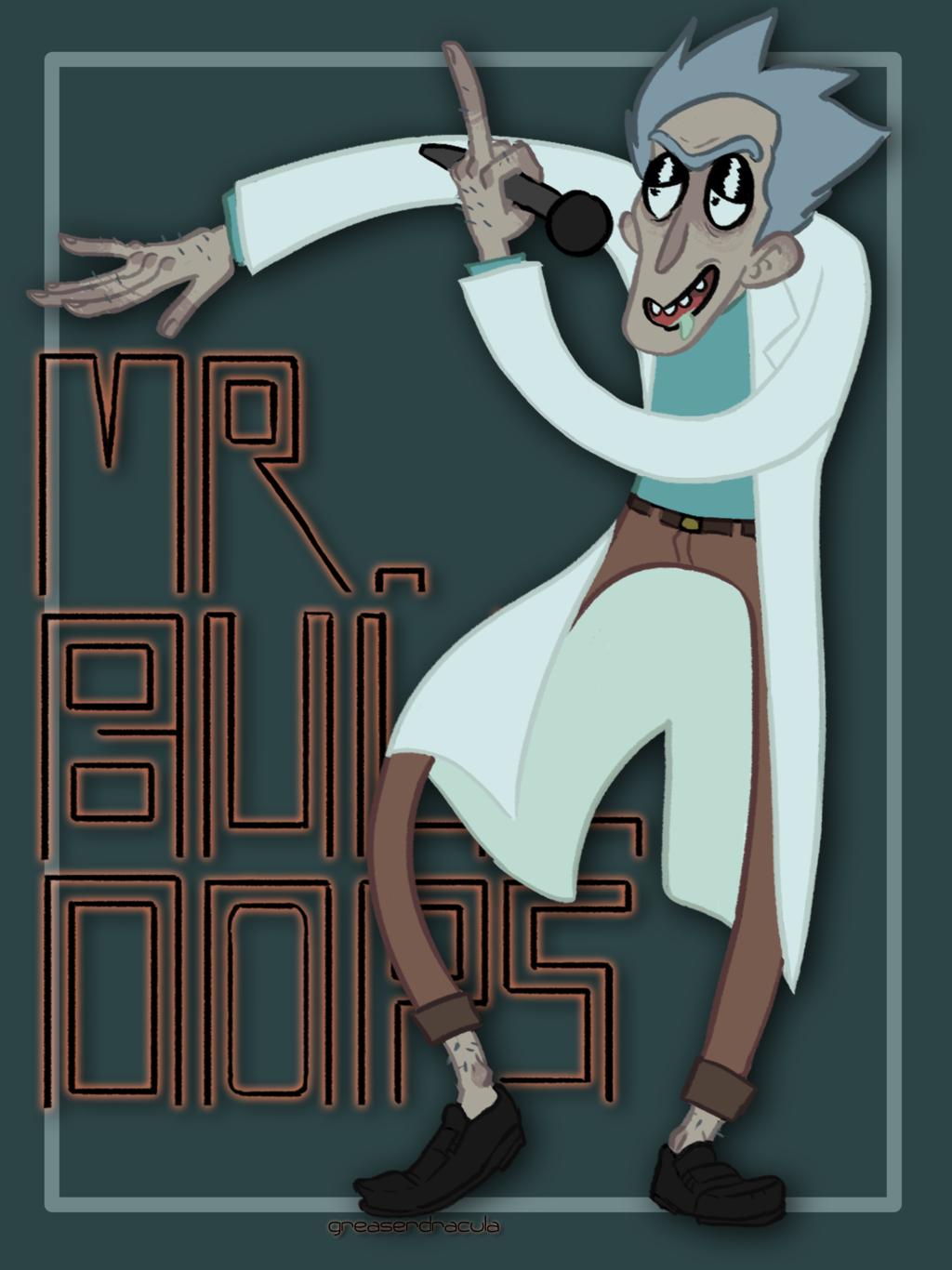 Mr Bullnops