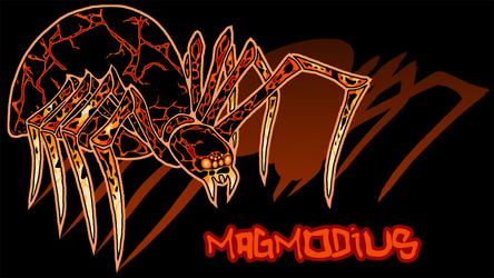 Logo Design - Magmodius