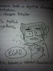 EGAD!