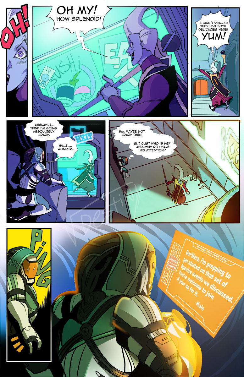 Dar'Nara Otherworld Page5 (COMMISSION)