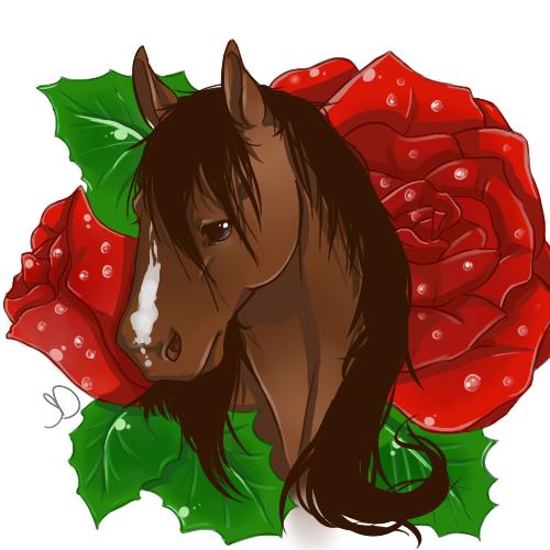 Most recent image: horse tattoo idea