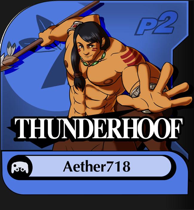 Character Select: Thunderhoof
