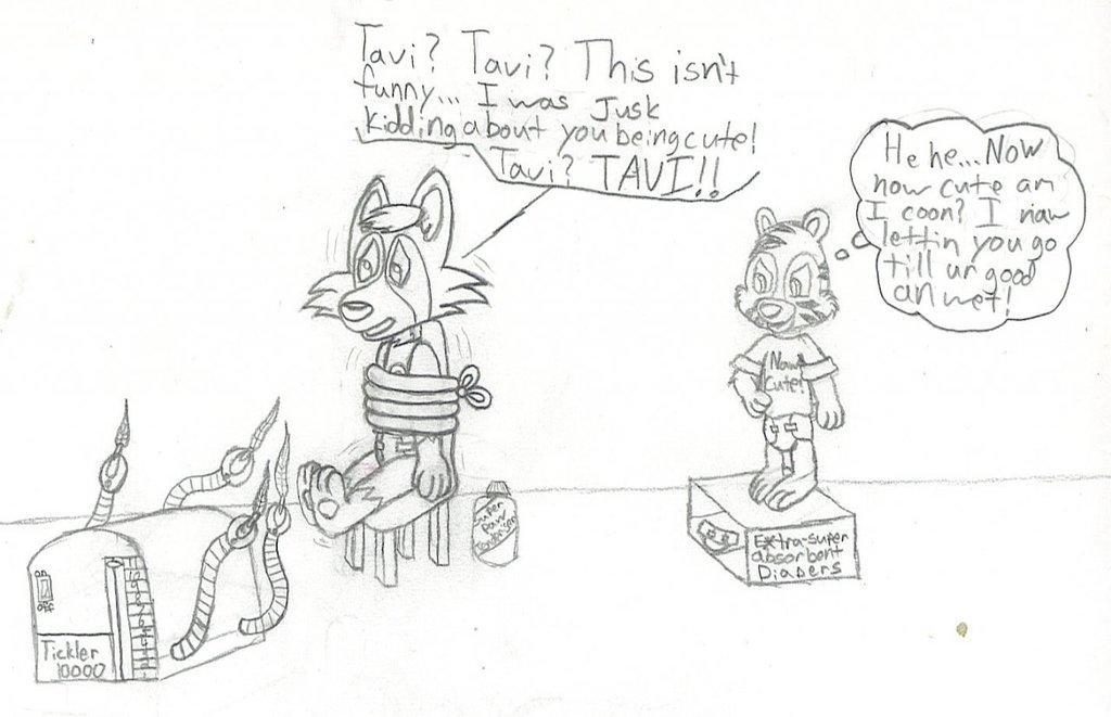 Tavi's revenge