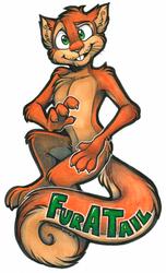Fur A Tail Badge (AC 2016)