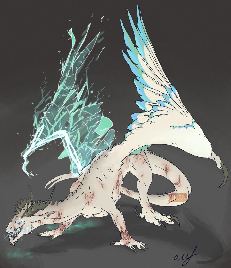 Lightning wing