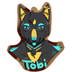 Tobi Badge