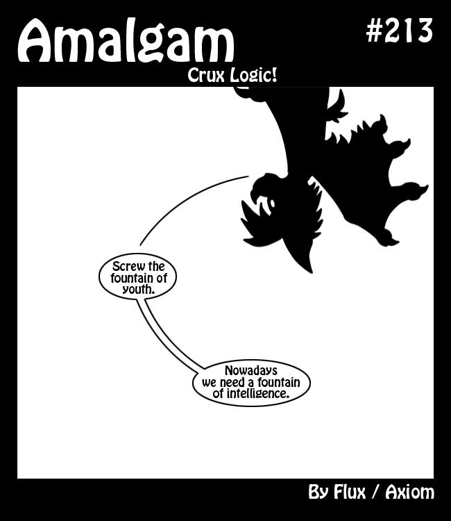 Amalgam #213
