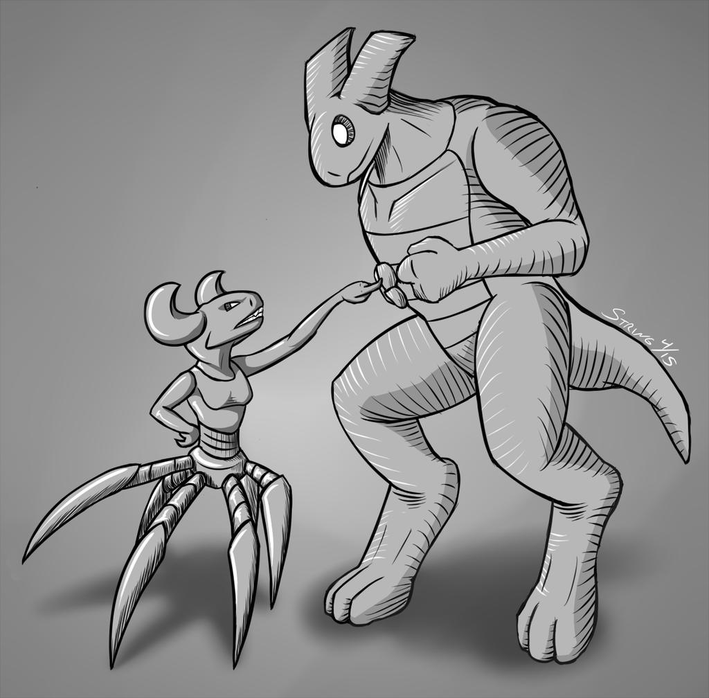 Most recent image: Bossy Little Demon
