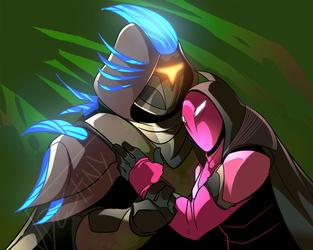 Guardian Embrace (COMMISSION)