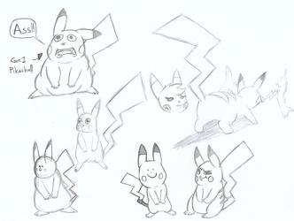 A page full of Chus