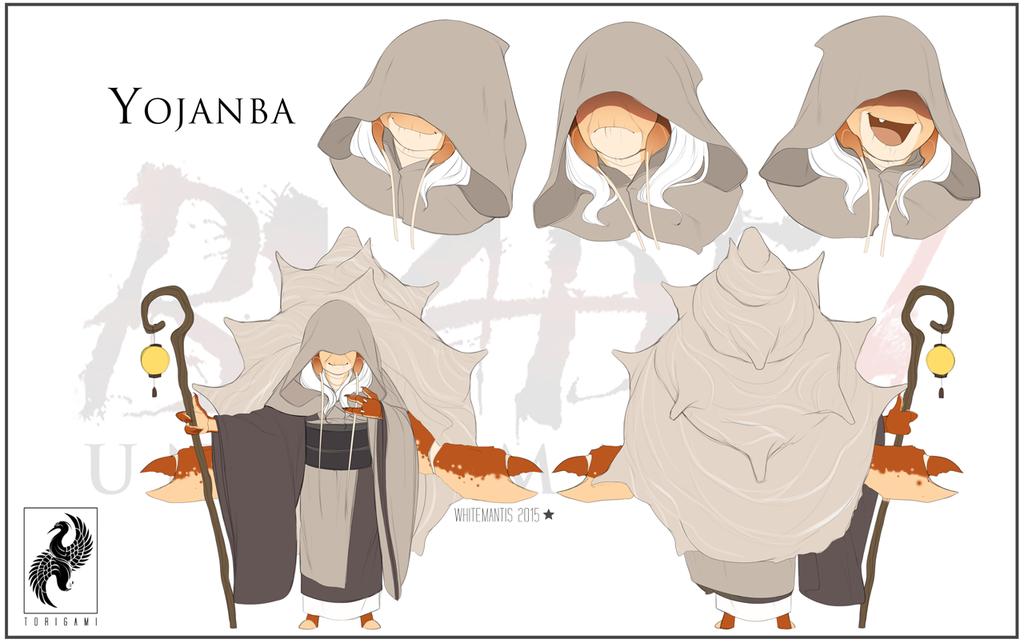 Blade Under Mask: Yojanba