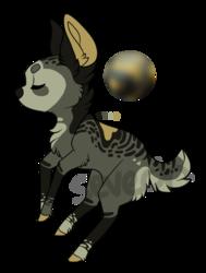 Deer Adopt - Pluto