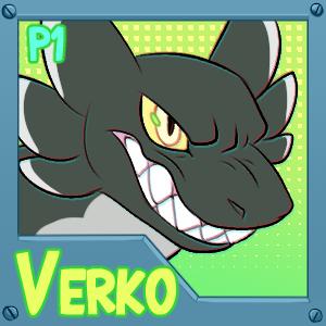 Verko Character Select Icon