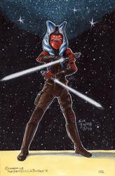Ahsoka Tano ( post Clone Wars )