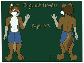 Bigwolf Ref Sheet