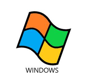 Windows logo (practice)