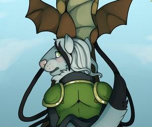 Dragon Rider - Cover