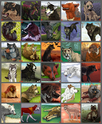furcadia portrait group