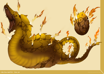 [Speical] Fire Egg Adopts - Egg 1#