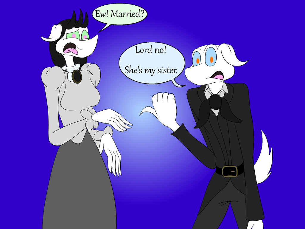 Most recent image: Married?