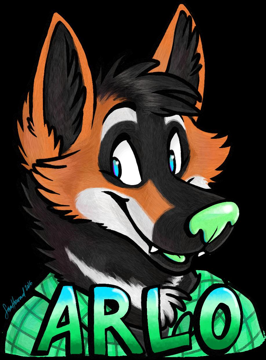 Arlo Badge