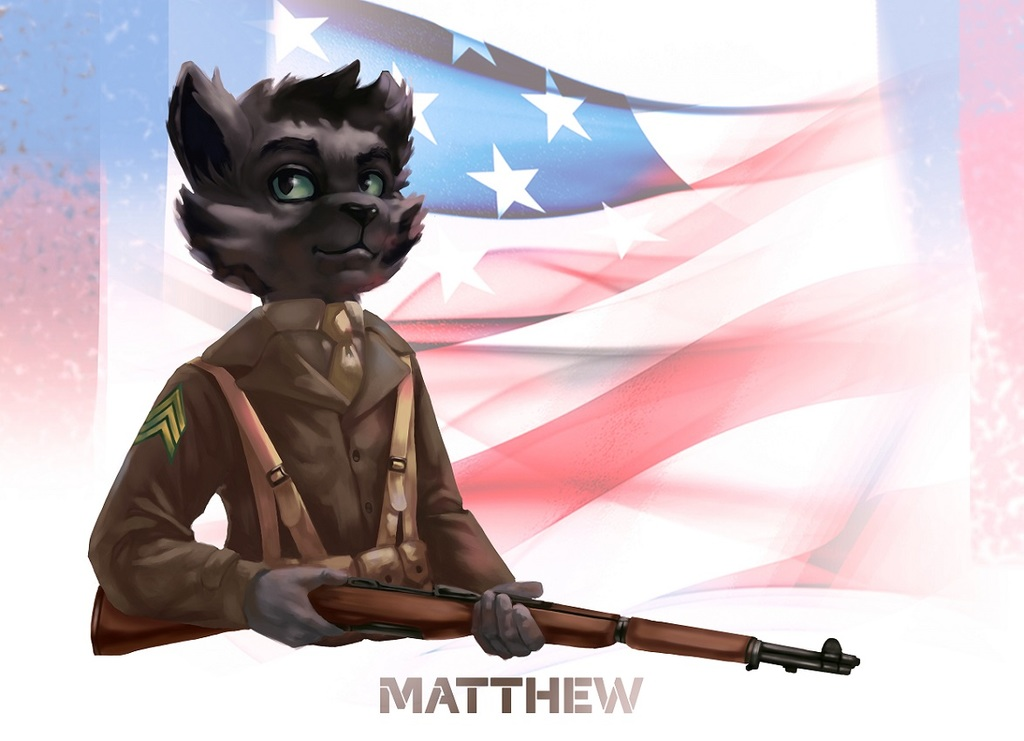 Matt - US Cat Sergeant [C]