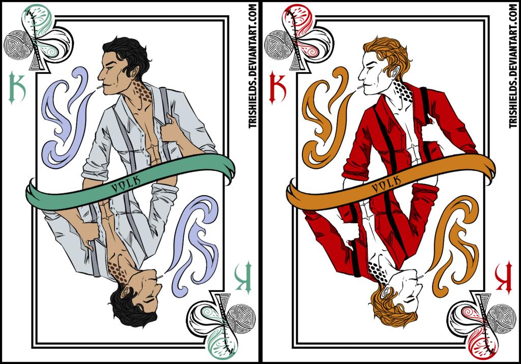 King of Clubs - Volk