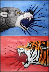 'Warning' and 'Roar'