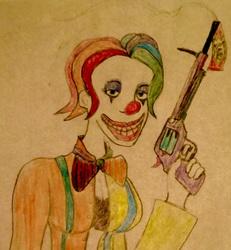 Kandi the Killer Klown