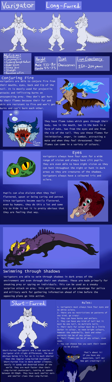 Varigator (OPEN Species)