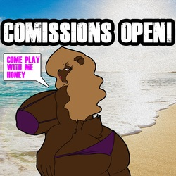 COMISSIONS OPEN (HAVING SOME ISSUES)