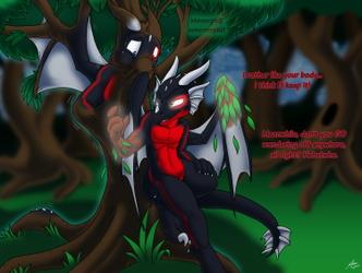 Tree Swap by Catmonkshiro